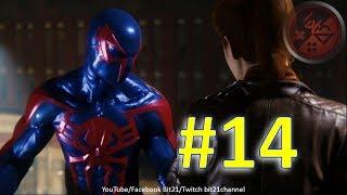 Spider-Man Vs. MISTER NEGATIVE / SPIDER GWEN / PS4 LATINO #14