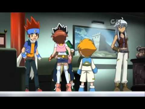Beyblade Metal Masters Episode 8 The Third Man English Dubbed (Part 1/2)