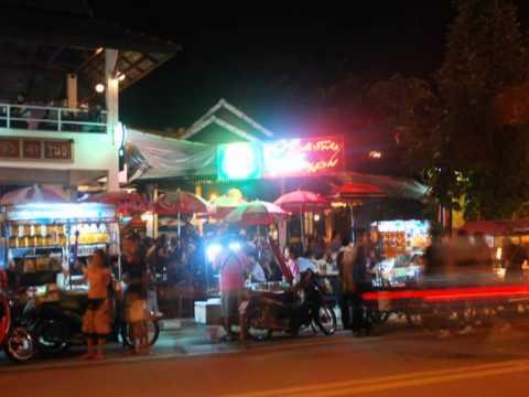 Night Life in Chiangmai