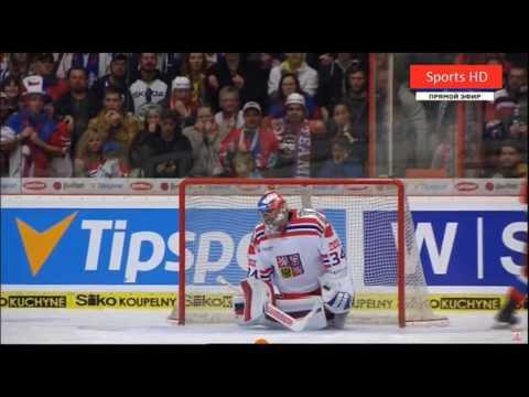Сочи 2017 Хоккей Россия- Чехия Буллиты Спорт 1 HD 30.04.17