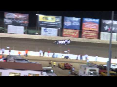 Federated Auto Parts Raceway 5-18-13 Late Model Feature