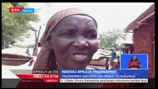 Mbiu ya KTN; Ndovu kutoka mbuga ya Serengeti-Tanzania wavamia wakaaji wa Kajiado, Januari 4 2017