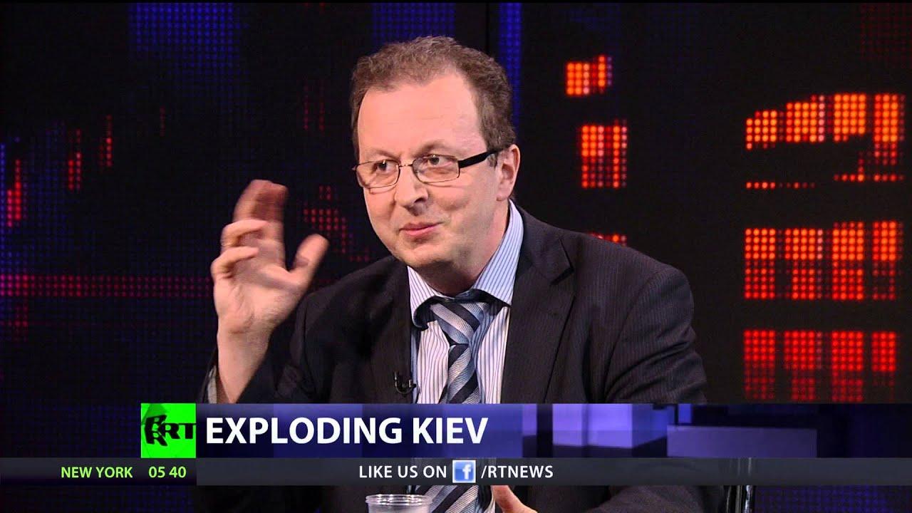 CrossTalk: Exploding Kiev