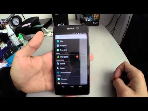 La Mejor Aplicacion De GPS Sin Internet Gratis 2014 Como Descargarla E Instalarla Android