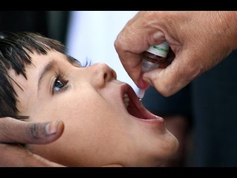 Polio Eradicated In India