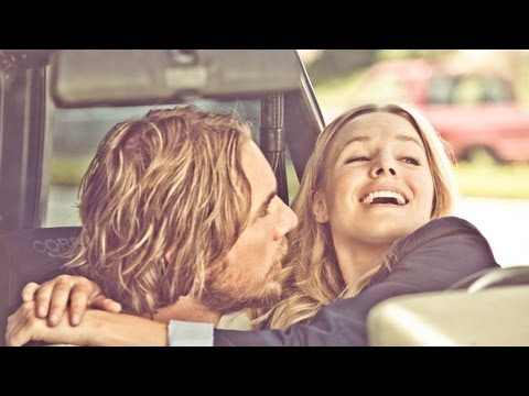 HIT & RUN's Dax Shepard & Kristen Bell Have a Love-In!