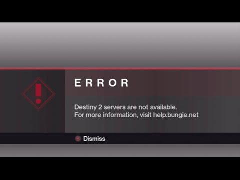 When Destiny 2 Servers Are Down... (2)