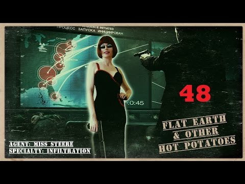 Flat Earth & Other Hot Potatoes 48 with Patricia Steere