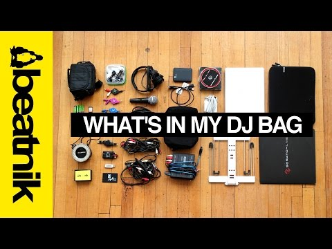 Whats In My DJ Bag