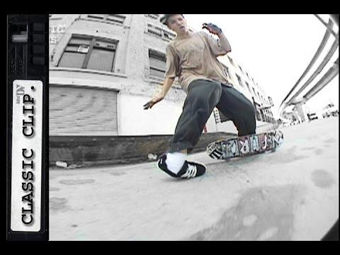 Nick Trapasso Classic Skateboarding Slam #147