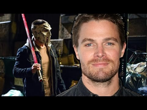 Stephen Amell as