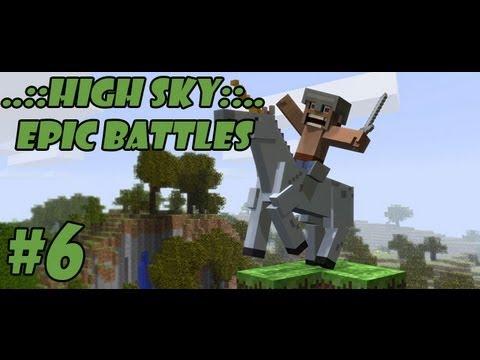 MineCraft - Эпичные Битвы - Часть 6