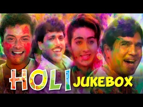 Songs on holi