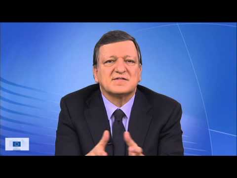 """José Manuel Barroso on TTIP mandate: """"Where there is a will, there is a way"""""""