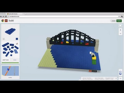 http://www.buildwithchrome.com If you love building with LEGO® bricks, there's now a whole new way to build - online in Google Chrome. Welcome to Build. Thin...