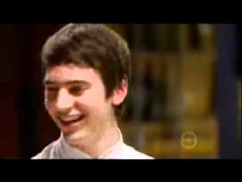 Masterchef Australia final  voice over