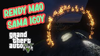 RENDY MAO ANGKAT IGOY TERUS XXX | GTA 5 Indonesia Funny Moments