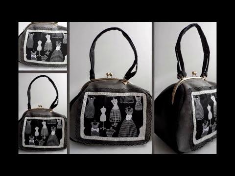 Tutorial  DIY ¿Cómo hicimos los bolsos de boquilla