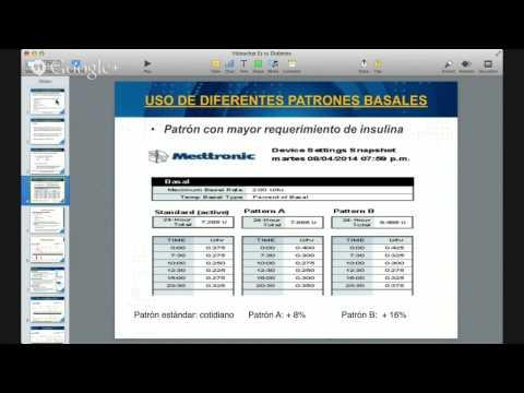 Videochat: Bombas de insulina 202