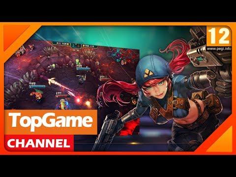 [Topgame] Top 10 game mobile mới ấn tượng hè 2017   Android-IOS