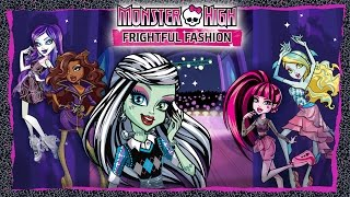 Monster High Frightful Fashion - Best App For Kids - iPhone/iPad/iPod Touch