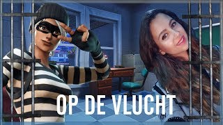 OP DE VLUCHT IN FORTNITE! (MINI-GAME #5)