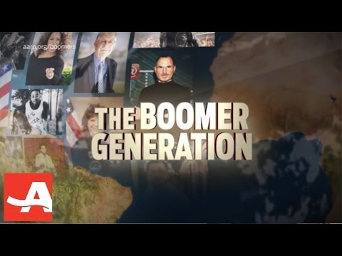 Boomers - The generation that changed the world | AARP