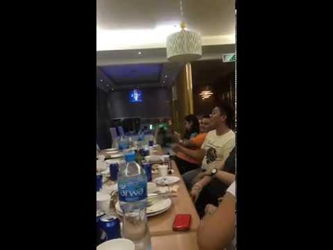 Pasa Bola Moves With Giling Giling Ni Mang Kanor ;) video