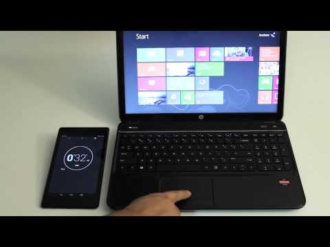 HP Pavilion G6 2342 DX Laptop Review