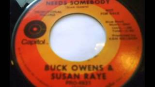 Watch Buck Owens Everybody Needs Somebody video