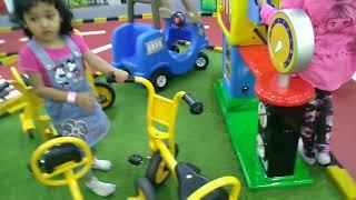 Joy n Fun Arena Bermain Anak- anak yang Baru di BTC Bandung