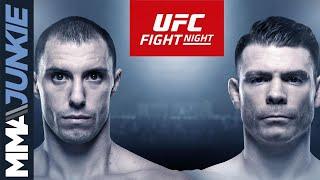 UFC on ESPN 1 Fight Breakdown: James Vick vs. Paul Felder