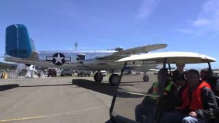 Máy bay chiến đấu thời thế chiến 2, pháo đài bay B 25