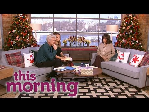 Joan Collins Speaks Out On Her Past | This Morning