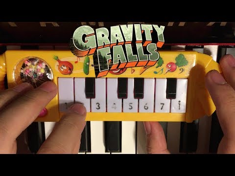 Misc Cartoons - Gravity Falls Theme