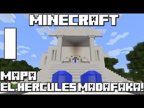 Minecraft Mapa EL HÉRCULES MADAFAKA Cap.1