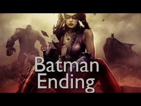 Injustice: Gods Among Us - Batman Ending