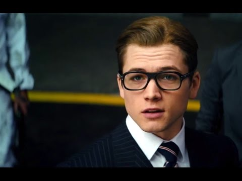 Kingsman: The Secret Service Official TRAILER #2 (2015) Colin Firth, Michael Caine Movie HD
