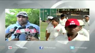 Summer Camp || Welcome to VVS Laxman Cricket Academy || Hyderabad | 99tv