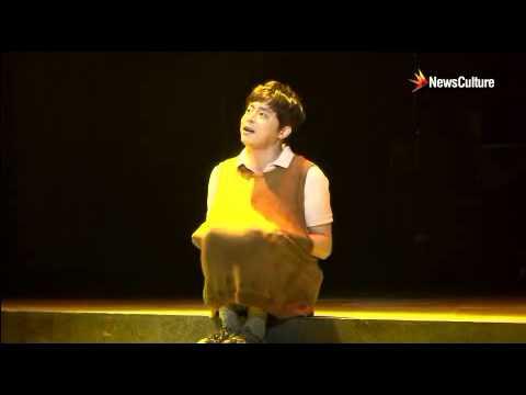 ( 컬쳐TV), 뮤지컬 블러드 브라더스 프레스 콜 - 조정석 (Cho Jung Seok) CUT