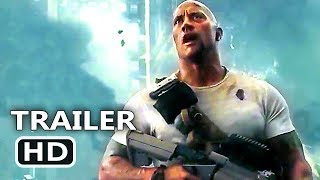 RAMPAGE Official Trailer # 2 (2018) Dwayne Johnson Monster Action Movie HD