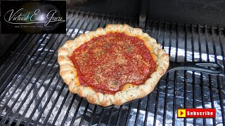 IMPROVED - Chicago Style Deep Dish Pizza