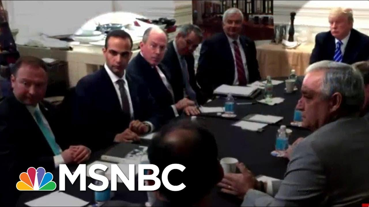 George Papadopoulos May Be Lower-Level In Trump Campaign, But Is Significant | Morning Joe | MSNBC