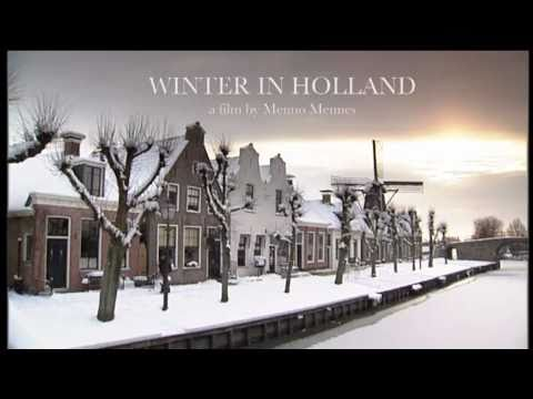 WINTER IN HOLLAND - A real Dutch winter!