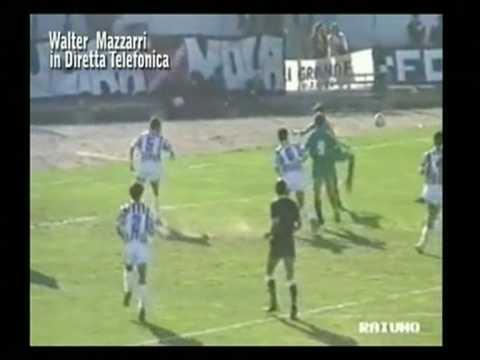 intervista a Walter Mazzarri ex calciatore del Nola
