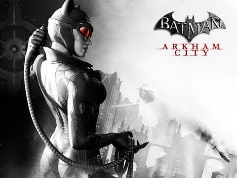 Catwoman HD Gameplay Trailer - Batman: Arkham City