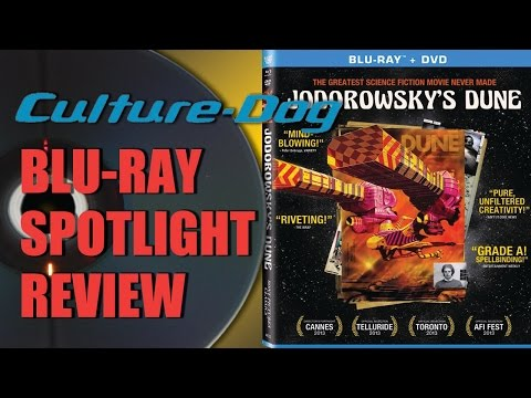 Blu-Ray Review: Jodorowsky's Dune (2013) [Sony Pictures] streaming vf