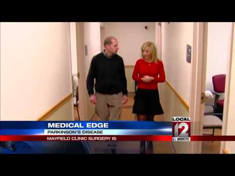 Medical Edge: Parkinson's disease surgery a success