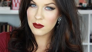Get Ready With Me | Fall Makeup | Urban Decay NAKED 2