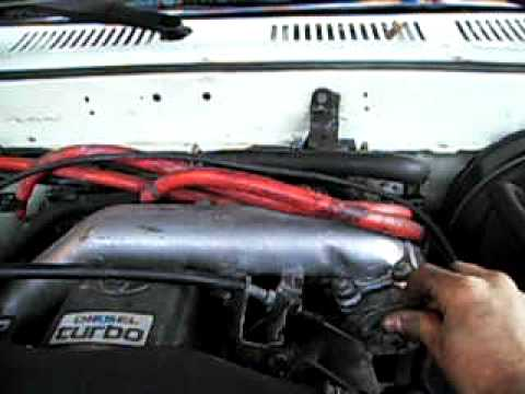 Toyota Turbo Diesel Hilux 1kzte 042.avi